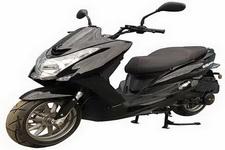 金福牌JF150T-3C型两轮摩托车图片
