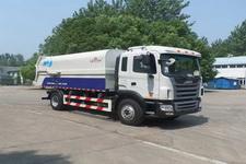 江淮扬天牌CXQ5160ZDJHFC5型压缩式对接垃圾车图片