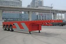 哈盛华舟牌HZT9400TYC型运材半挂车图片