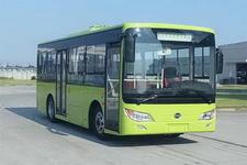 8米|10-29座悦西纯电动城市客车(ZJC6800UBEV)