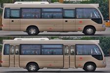 金旅牌XML6729J15C型城市客车图片3