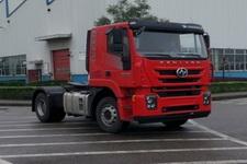 红岩牌CQ4186HTDG361型半挂牵引汽车图片