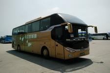 开沃牌NJL6125HEV型混合动力客车图片