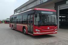 紫象牌HQK6128PHEVNG4型插电式混合动力城市客车图片