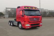 大运牌CGC4250D5FCCJ型牵引汽车图片
