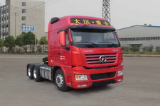大运牌CGC4250D5ZCCJ型牵引汽车图片