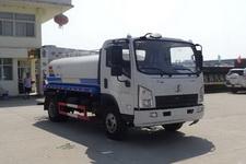 虹宇牌HYS5081GPSS5型绿化喷洒车图片