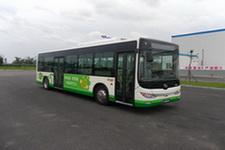 黄海牌DD6109EV4型纯电动城市客车图片