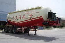 骏通牌JF9404GFL型中密度粉粒物料运输半挂车图片