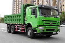 日昕牌HRX5250ZLJ38ZQ型自卸式垃圾车