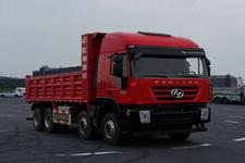 红岩牌CQ3316HTDG366L型自卸汽车图片