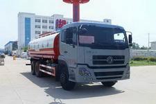 国五东风天龙20吨洒水车