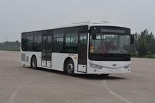 安凯牌HFF6100G03CHEV1型插电式混合动力城市客车图片