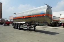 兴扬牌XYZ9401GRYC型铝合金易燃液体罐式运输半挂车
