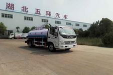 HCQ5089GXEB5型华通牌吸粪车图片