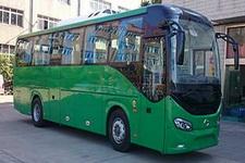 卡威牌JNQ6111BEV型纯电动客车