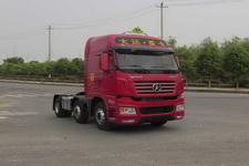 大运前四后四危险品运输半挂牵引车480马力(CGC4250A5FBKG)