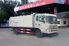 程力威牌CLW5162ZDJT5型压缩式对接垃圾车