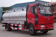 鸿天牛牌HTN5160GNY型鲜奶运输车图片