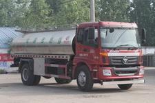 CLW5160GNYB5型程力威牌鲜奶运输车图片