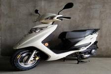 广本牌GB125T-12型两轮摩托车