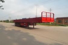 鸿盛业骏12米33.5吨3轴半挂车(HSY9400LB)