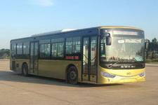 安凯牌HFF6120G03CHEV2型插电式混合动力城市客车图片