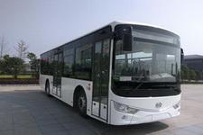 安凯牌HFF6102G03PHEV1型插电式混合动力城市客车图片