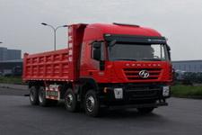 红岩牌CQ3316HTDG336L型自卸汽车图片
