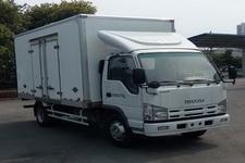 庆铃牌QL5041XSHA6HAJ型售货车图片
