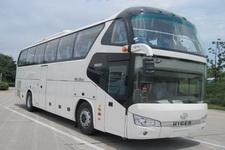 海格牌KLQ6112LDHEVE51E型混合动力客车图片