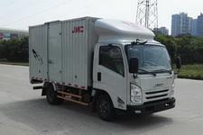 江铃牌JX5040XXYXCN2型厢式运输车图片