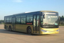 云海牌KK6121G03CHEV型插电式混合动力城市客车图片
