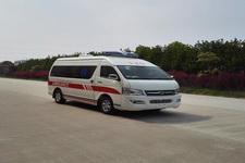 大马牌HKL5041XJHCE型救护车图片