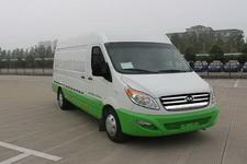 安凯牌HFF5041XXYEV1型纯电动厢式运输车图片