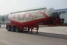 骏通10.4米30.7吨3轴低密度粉粒物料运输半挂车(JF9406GFL42)