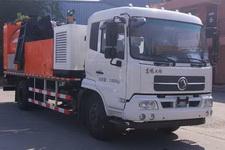 鸿天牛牌HTN5160TXB型沥青路面热再生修补车图片