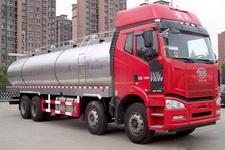 鸿天牛牌HTN5312GNY型鲜奶运输车图片