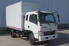 北京牌BJ5042XXYP10HS型厢式运输车图片