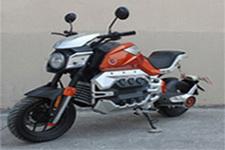 巨能牌JN125GY-6型两轮摩托车