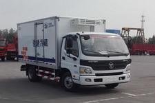 骏通牌JF5040XLC型冷藏车图片