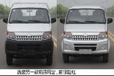 长安牌SC1025DA4CNG型两用燃料载货汽车图片