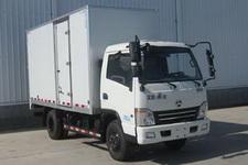 北京牌BJ5042XXYD10HS型厢式运输车图片