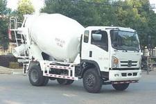 程力威牌CLW5160GJBLH5型混凝土搅拌运输车