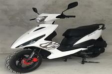 麦科特牌MCT125T-15A型两轮摩托车