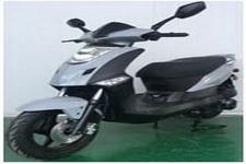 克尔维特牌KT125T-2型两轮摩托车