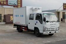 程力威牌CLW5043XLCQ5型冷藏车