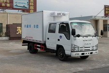 CLW5043XLCQ5型程力威牌冷藏车图片