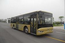 亚星牌JS6108GHEVC8型插电式混合动力城市客车图片