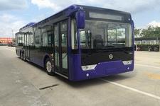 12.1米|23-30座爱维客纯电动城市客车(QTK6120GCEV)